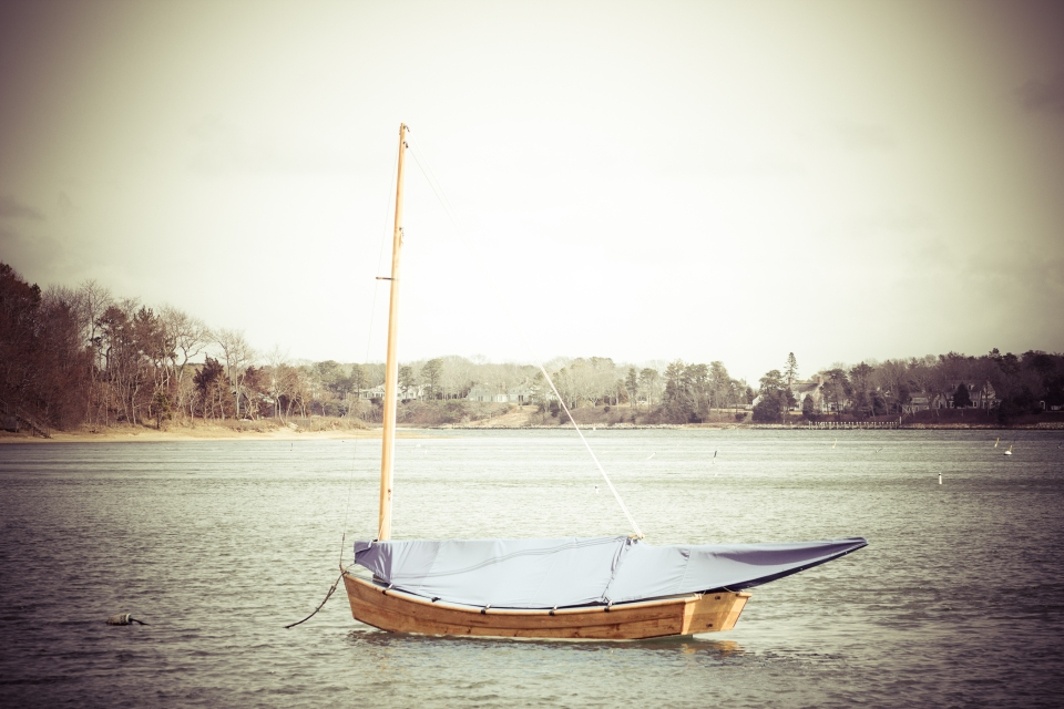 COTUIT SAILBOAT  - Available for purchase on ETSY