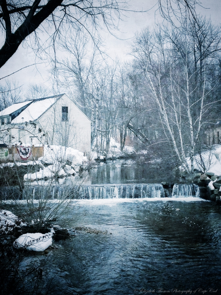 Waterfall, Bridgton Maine