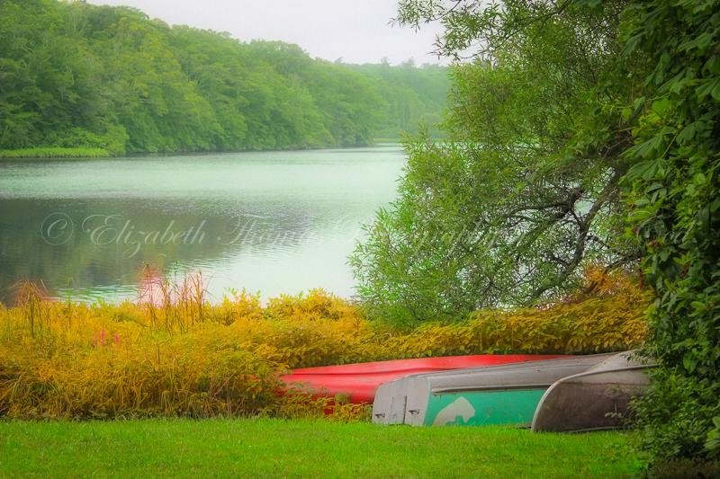 Shawme Pond, Sandwich, Cape Cod Massachusetts