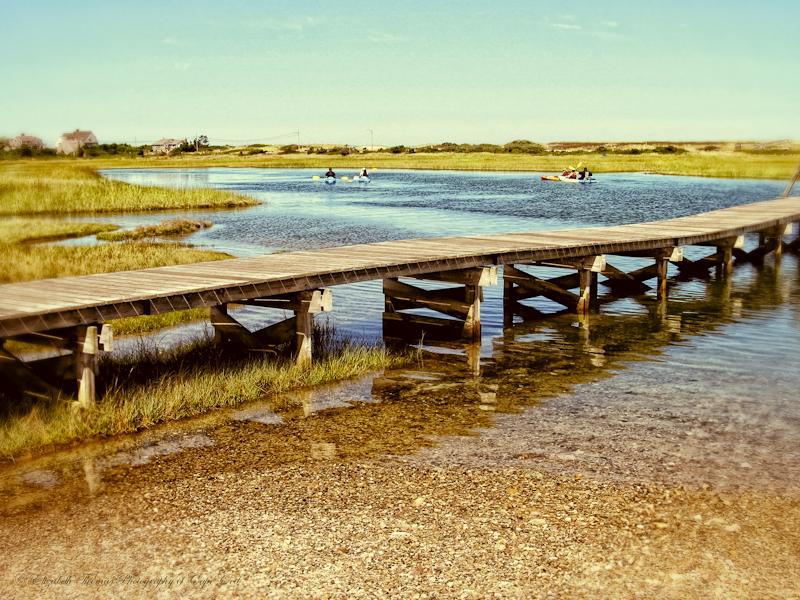 Sandwich Boardwalk, Town Neck Beach, Cape Cod