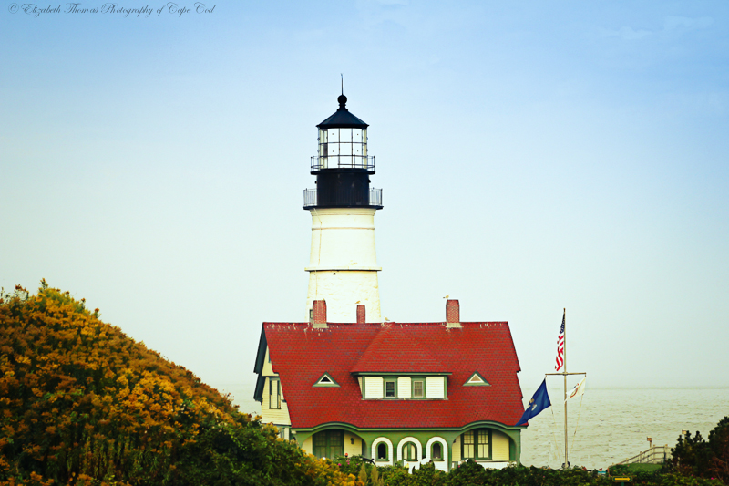 Portland Head Lighthouse, Maine. Print available on ETSY