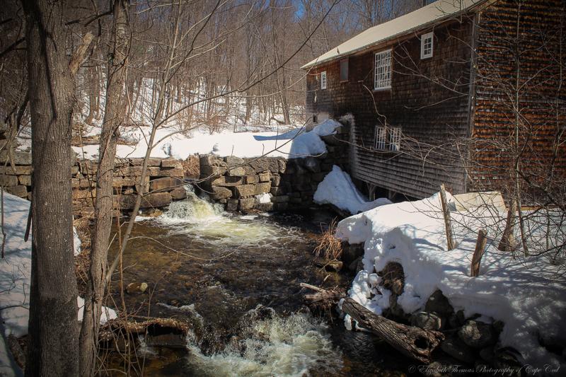 Maine Grist Mill