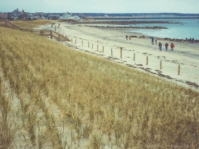 Town Neck Beach, Sandwich, Massachusetts